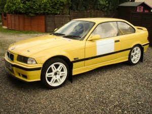 Finshed Car